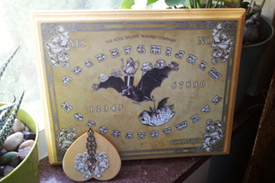 Orange Moon Tea Society Spirit Boards