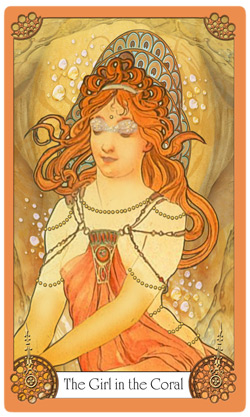 The Orange Moon Oracle