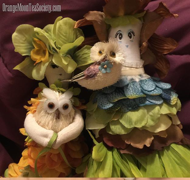 The Urban Fairy Rescue League - The Owl Girls