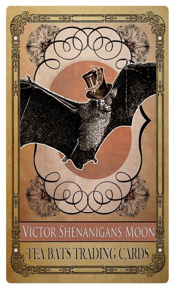 Orange Moon Tea Society - The Tea Bats