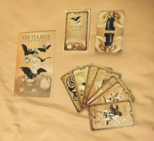 The Tea Bats Lenormand Deck - On Sale Now